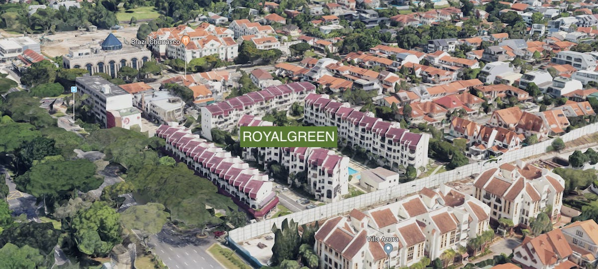 RoyalGreen, Royal Green, RoyalGreen Condo, Royal Green Condo, RoyalGreen AllGreen, RoyalGreen Bukit Timah